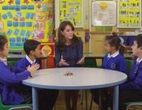 Discurso de Kate Middleton sobre la Semana de la Salud Mental Infantil