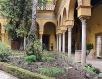 Conoce el Palacio de las Dueñas de Sevilla de la Duquesa de Alba
