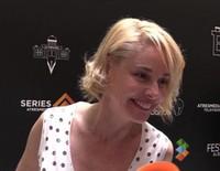 Belén Rueda piropea a Chino Darín