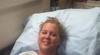 Amy Schumer, hospitalizada tras sufrir una intoxicación alimentaria