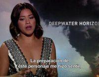Entrevista exclusiva de Gina Rodríguez por el estreno de 'Marea negra'