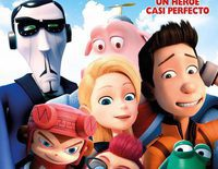 Trailer oficial de la película de dibujos animados 'Los Superhéroes'
