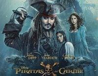 Trailer oficial de 'Piratas del Caribe: La Venganza de Salazar'