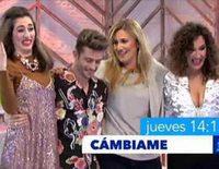 Avance del cambio de Carlota Corredera en 'Cámbiame'