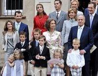 Royals: detalles y anécdotas de las comuniones de la Familia Real Española