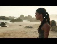Trailer oficial de 'Tomb Raider'