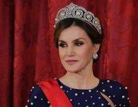 La Reina Letizia brilla con la tiara Cartier: hace suya las joyas de pasar de la Familia Real