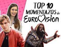 ¡TamViral!: TOP 10 de los momentazos del Festival de Eurovisión