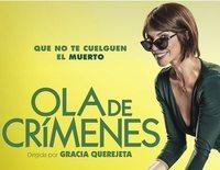 Clip exclusivo | Así son los personajes de Luis Tosar y Maribel Verdú en 'Ola de crímenes'
