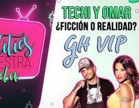La relación de Techi y Omar Montes: ¿Ficción o realidad?