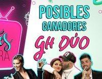 Concursantes que podrían ser ganadores de 'GH DÚO'