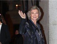 La Reina Sofía cambia al Rey Juan Carlos por Constantino de Grecia