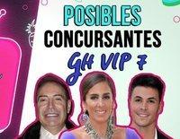 Concursantes que podrían participar en 'GH VIP 7'